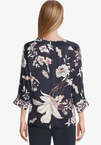 Betty Barclay - Blouse - dark blue-rosé - 2
