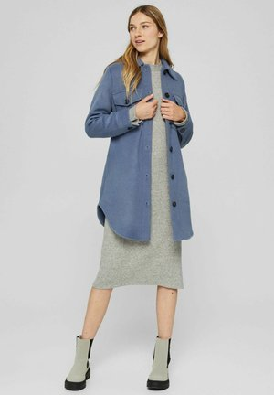 Jumper dress - medium grey