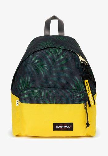 PADDED PAK'R - Rucksack - neon yellow