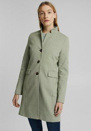Short coat - light khaki