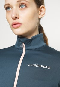 J.LINDEBERG - KATI GOLF MID LAYER - Fleece jacket - orion blue - 7