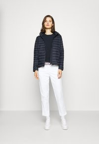 Tommy Hilfiger - SLIM PANT - Trousers - white - 1