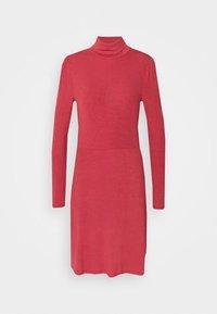 Glamorous Tall - LADIES DRESS - Jersey dress - burnt orange - 4