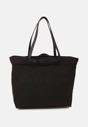 AURORA ZIP - Tote bag - black