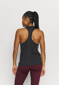 Reebok - BURNOUT TANK - Top - black - 2