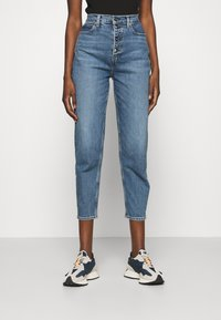 Calvin Klein - MOM - Relaxed fit jeans - mid blue - 0