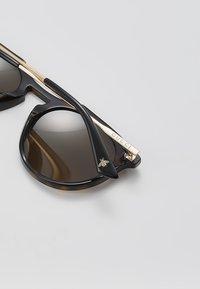 Gucci - Sluneční brýle - havana/gold-coloured/brown - 5