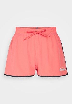 SANDRINE SHORTS - Sports shorts - coral