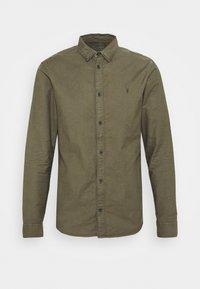 AllSaints - HUNGTINGDON SHIRT - Shirt - parlour green - 4