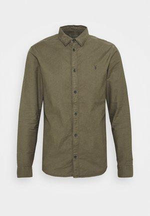 HUNGTINGDON SHIRT - Shirt - parlour green
