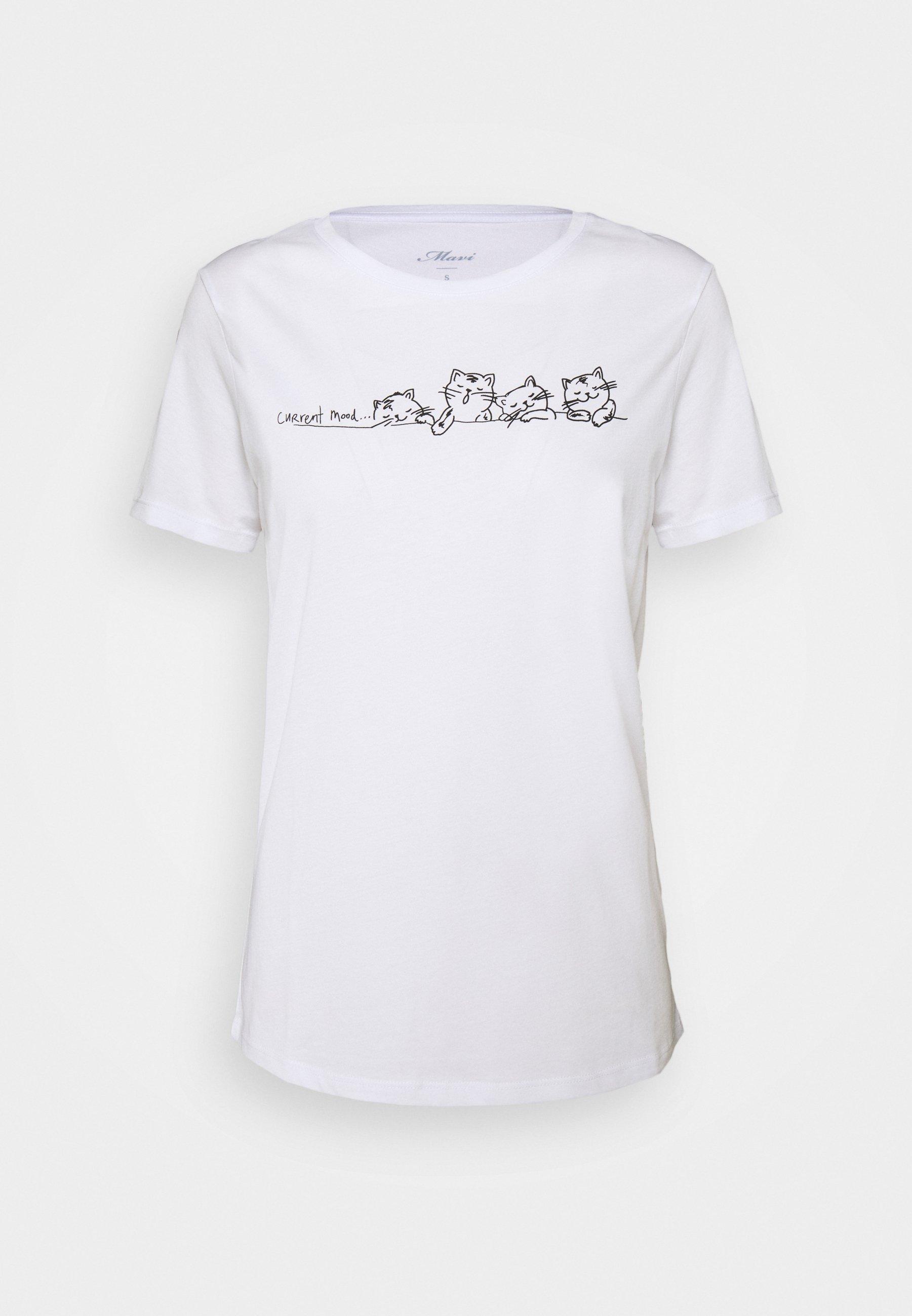 Women CURRENT MOOD PRINTED - Print T-shirt