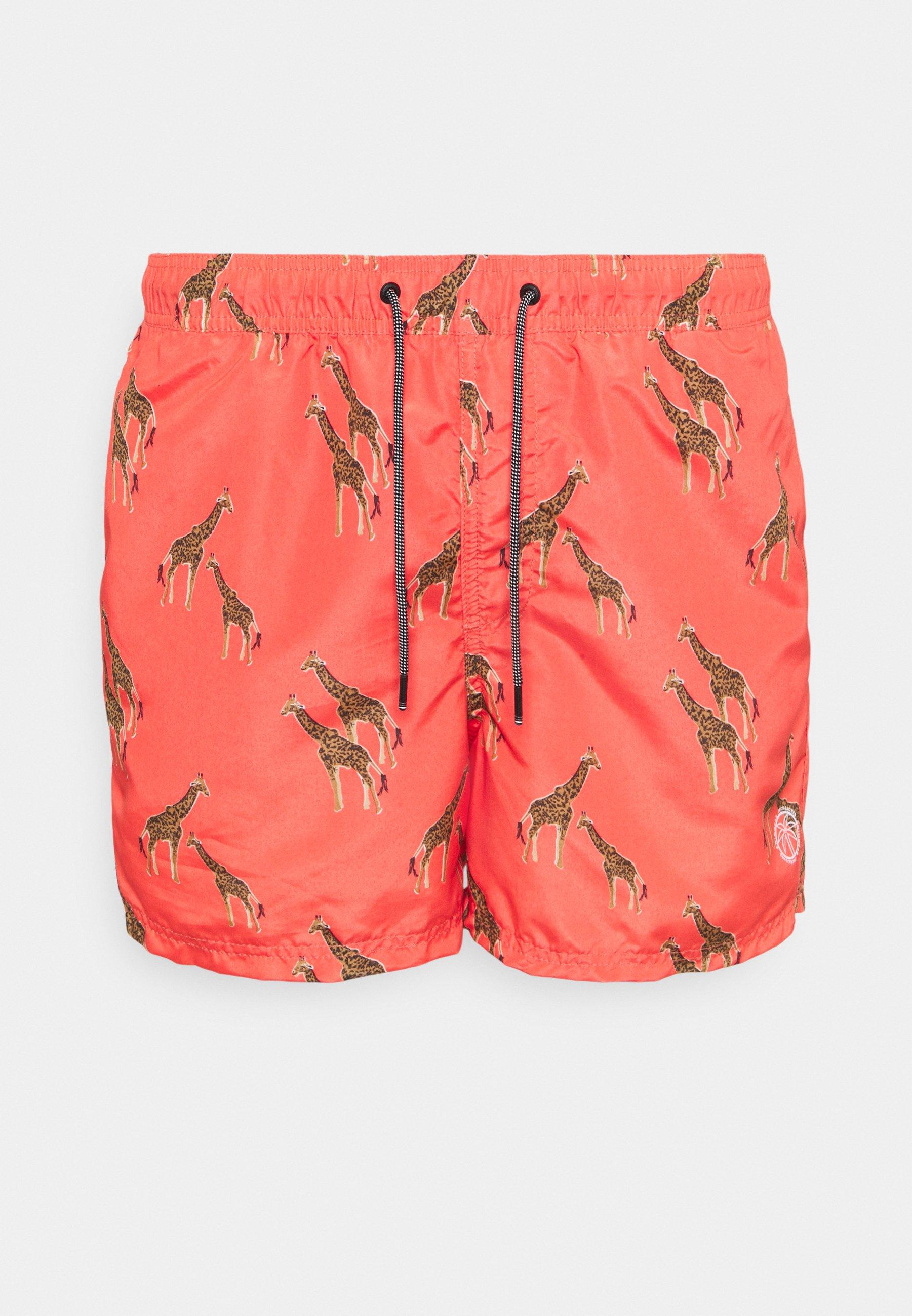 Men JJIBALI JJSWIM SAFARI - Swimming shorts