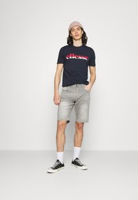 Cars Jeans - SEATLE - Jeansshorts - grey used - 1