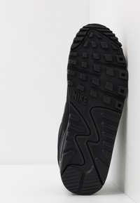 Nike Sportswear - AIR MAX 90 - Sneakers laag - black - 4
