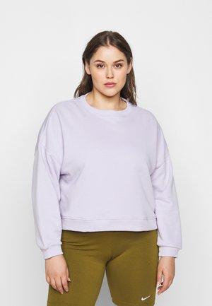 PCEMILA - Sweater - purple heather