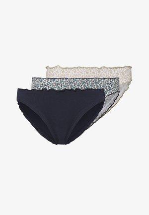 3 PACK - Kalhotky - multi-coloured