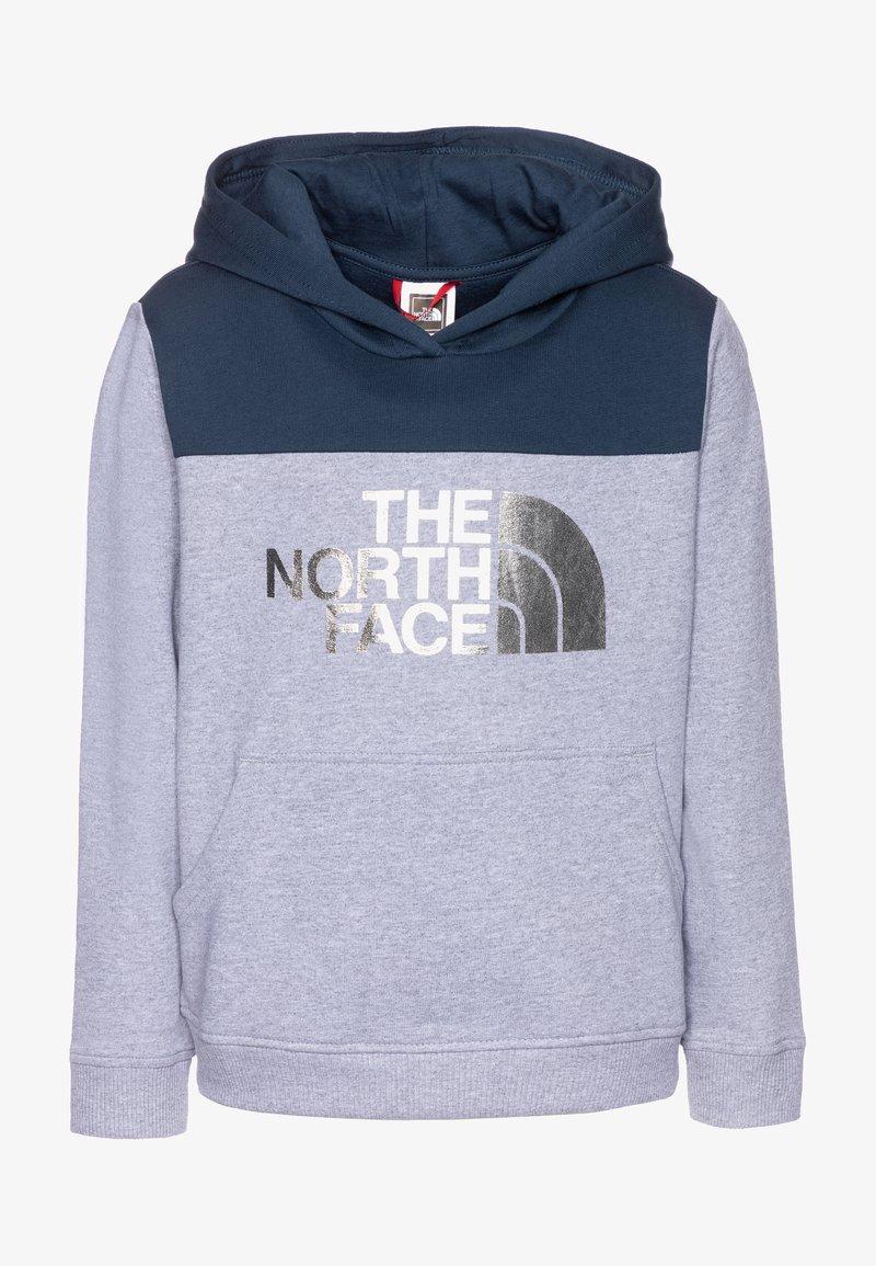 The North Face - GIRLS DREW PEAK HOODIE - Bluza z kapturem - blue wing teal