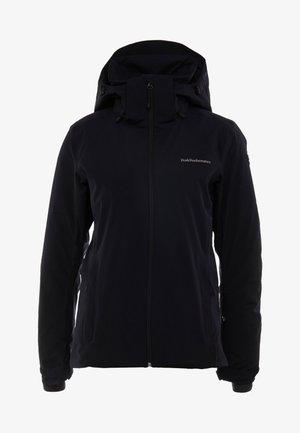 ANIMA - Ski jacket - black