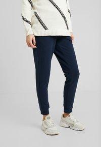 Esprit Maternity - PANTS - Pantalones deportivos - night blue - 0