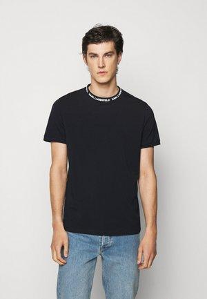 CREWNECK - Print T-shirt - midnight blue