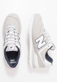 New Balance - 574 - Trainers - blue/white - 1