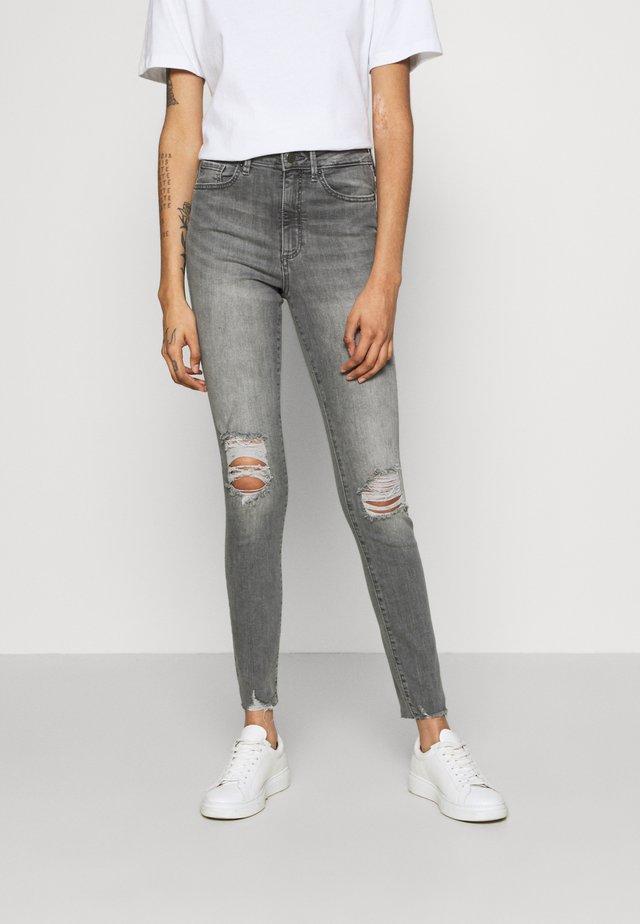 VMSOPHIA - Skinny džíny - dark grey denim