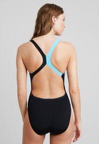 Speedo - Swimsuit - black/blue - 2