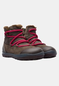Camper - PEU PISTA  - Lace-up ankle boots - gray - 2