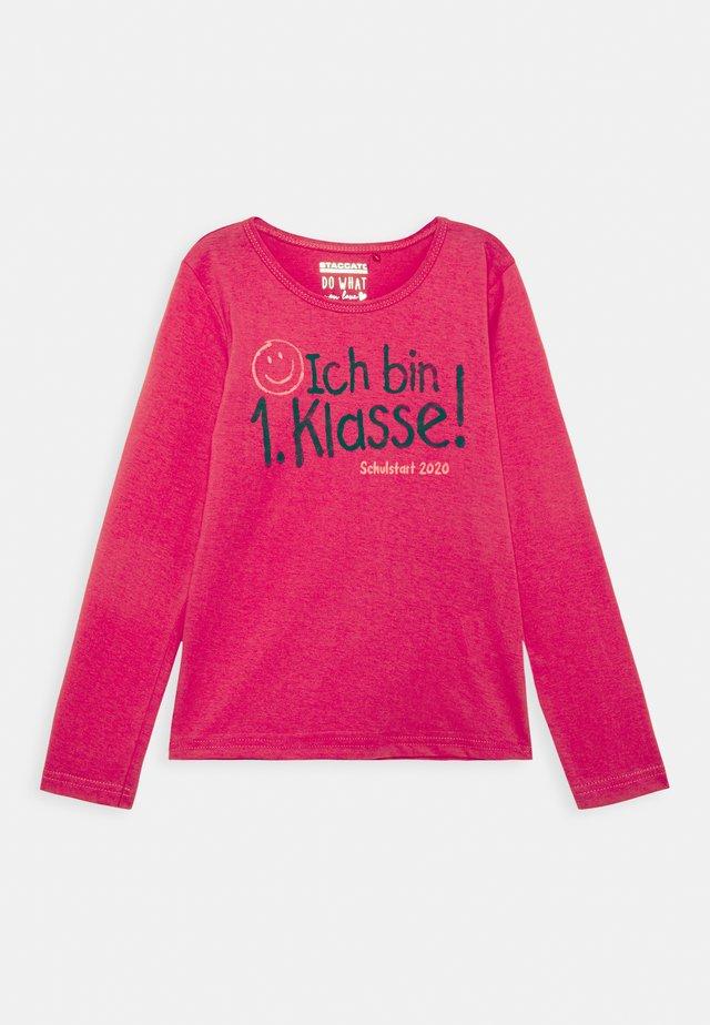 SPRÜCHE KID - Camiseta de manga larga - pink