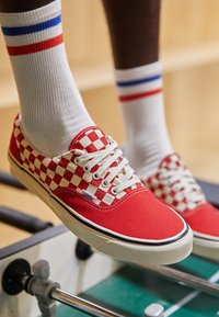 Vans - ANAHEIM ERA 95 DX UNISEX - Sneakers - offwhite/red - 2
