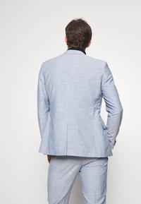 Calvin Klein Tailored - TROPICAL SLIM SUIT - Suit - blue - 6