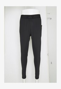 adidas Performance - BAR - Tracksuit bottoms - black/white - 0