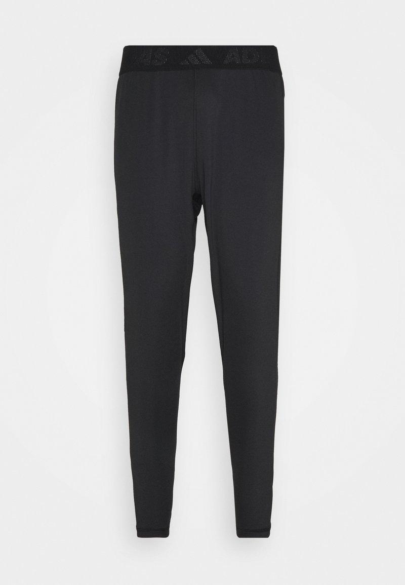 adidas Performance - BAR - Pantaloni sportivi - black/white