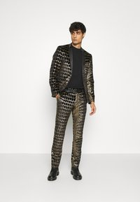 Twisted Tailor - BEGBY SUIT - Suit - black gold - 1