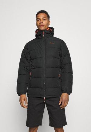ANTIGUA - Winter coat - black