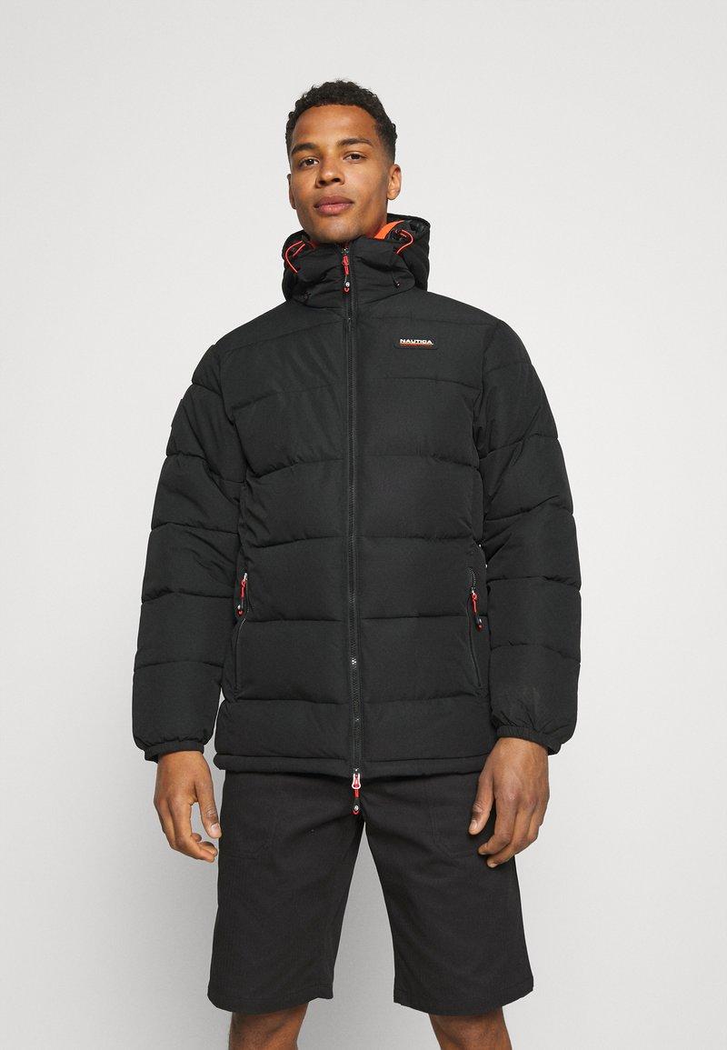 NAUTICA COMPETITION - ANTIGUA - Winter coat - black