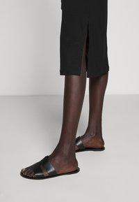 Filippa K - MIRA DRESS - Jersey dress - black - 5