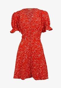 CHELSEA - Skjortklänning - red - 0
