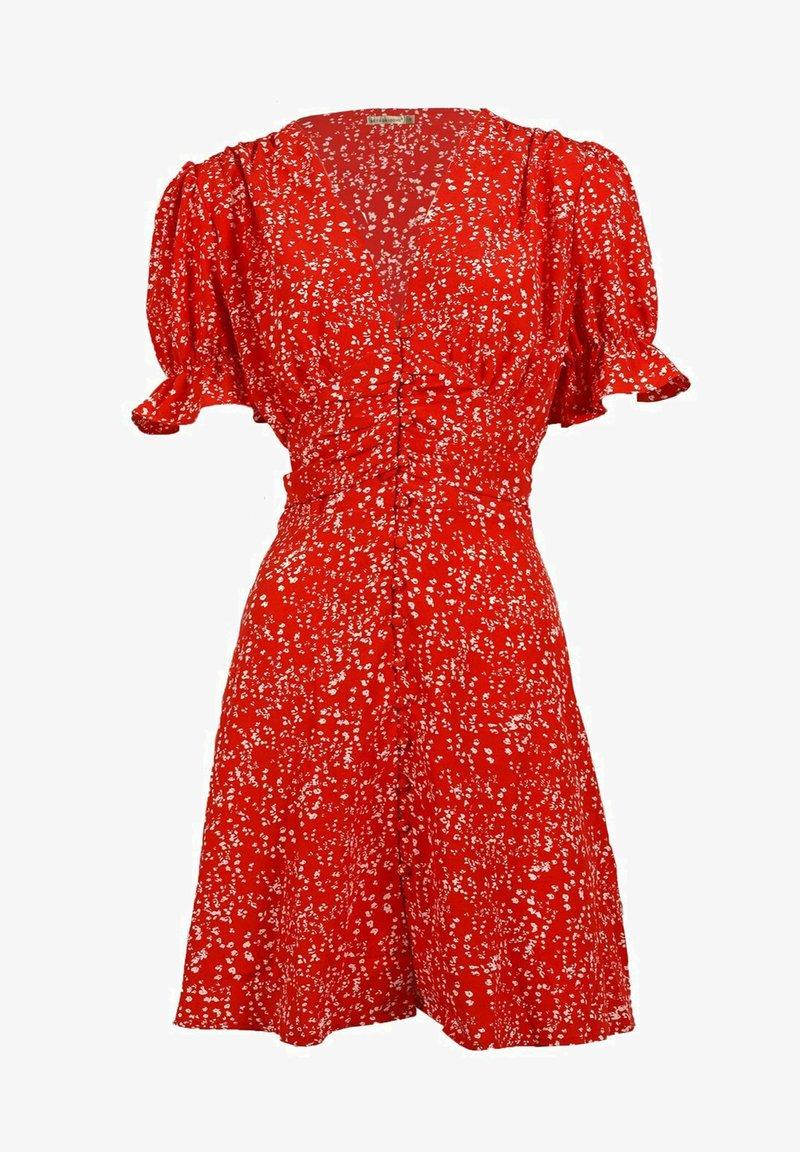 CHELSEA - Skjortklänning - red
