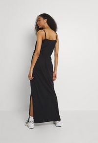Vila - VIDREAMERS SINGLET - Maxi dress - black - 2