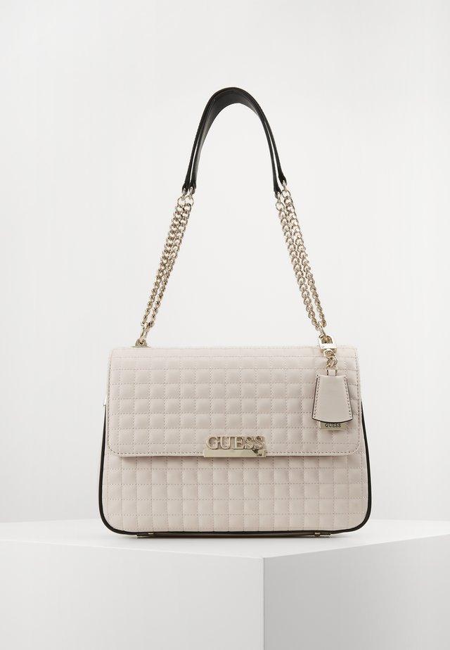 MATRIX SHOULDER BAG - Handbag - nude
