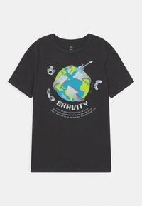 GAP - JULY - Print T-shirt - moonless night - 0