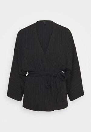 KAFTAN KIMMI - Summer jacket - black