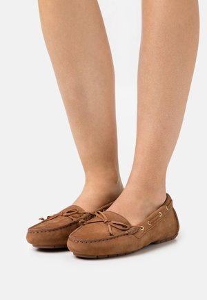 MOCC BOAT - Mocassins - tan