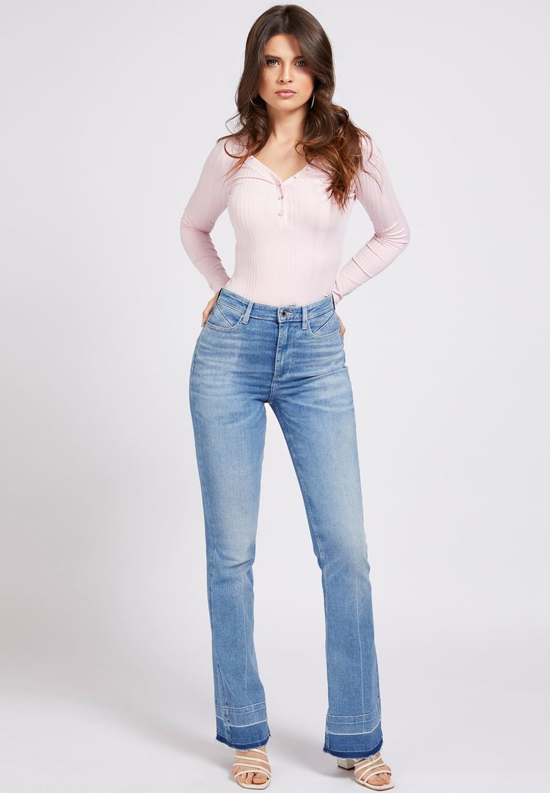 Guess - Blouse - rose
