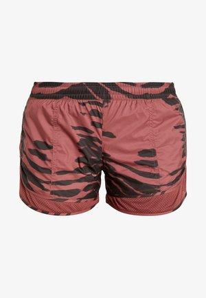 M20 SPORT CLIMASTORM RUNNING SHORTS - Sports shorts - red/utility black