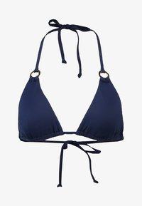 TRIANGEL - Bikini top - marine