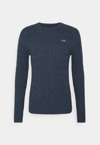 Hollister Co. - Pullover - navy - 3