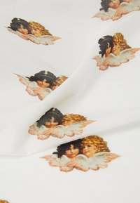 Fiorucci - ALL OVER ANGELS BANDANA UNISEX - Foulard - white - 2