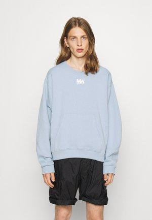 CROPPED CREWNECK - Sweatshirt - dream blue